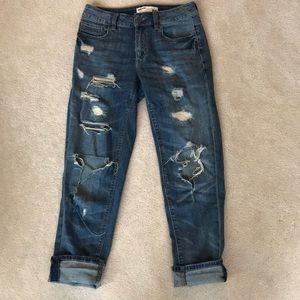 Garage Relaxed-Fit Boyfriend Jeans 👖